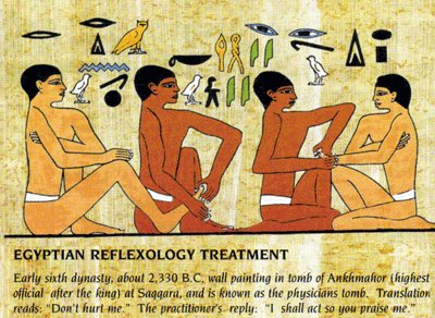 kate mcewan reflexology bristol ancient egypt